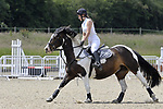 Class 6. Unaffiliated Showjumping. Brook Farm Training Centre. Essex. 10/06/2018. ~ MANDATORY Credit Garry Bowden/Sportinpictures - NO UNAUTHORISED USE - 07837 394578
