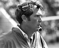 University of California football coach Mike White(photo/Ron Riesterer)