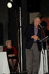Rafe Mair's 80th birthday roast was held at Wise Hall in Vancouver BC, November 24th 2011.  Photo by Gus Curtis.