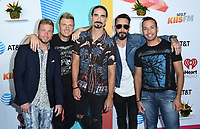 02 June 2018 - Beverly Hills, California - Backstreet Boys . 2018 iHeartRadio KIIS FM Wango Tango by At&amp;t held at Banc of Califronia Stadium. <br /> CAP/ADM/BT<br /> &copy;BT/ADM/Capital Pictures