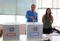 elezioni comunali 2016 candidati sindaco di Napoli al Voto<br /> Luigi De Magistris