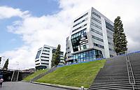 Nederland Amsterdam 2020. Kantoren van o.a. van SBS en Talpa bij Rietlandpark. Foto Berlinda van Dam / Hollandse Hoogte