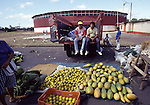 Selling fruit in Guanacaste Provence