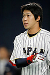 Tetsuto Yamada (JPN), <br /> MARCH 7, 2017 - WBC :<br /> 2017 World Baseball Classic First Round Pool B Game between<br /> Japan 11-6 Cuba at Tokyo Dome in Tokyo, Japan.<br /> (Photo by Yusuke Nakanishi/AFLO SPORT)