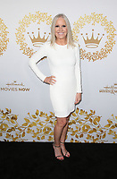 PASADENA, CA - FEBRUARY 9: Michelle Vicary, at the Hallmark Channel and Hallmark Movies &amp; Mysteries Winter 2019 TCA at Tournament House in Pasadena, California on February 9, 2019. <br /> CAP/MPI/FS<br /> &copy;FS/MPI/Capital Pictures