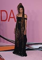 03 June 2019 - New York, New York - Ciara. 2019 CFDA Awards held at the Brooklyn Museum. <br /> CAP/ADM/LJ<br /> ©LJ/ADM/Capital Pictures
