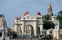 Indien, Mysore (Karnataka), Palast