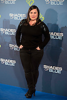"Inma Cuevas attends to the premiere of the new series of chanel Calle 13, ""Shades of Blue"" at Callao Cinemas in Madrid. April 05, 2016. (ALTERPHOTOS/Borja B.Hojas) /NortePhoto.com"