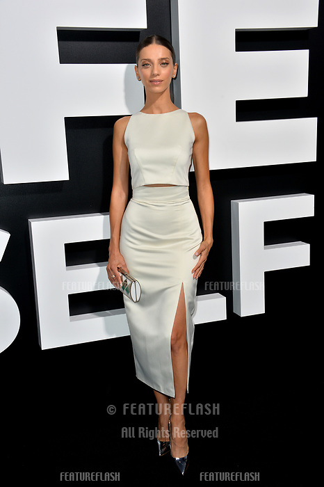 LOS ANGELES, CA. September 13, 2018: Angela Sarafyan at the premiere for &quot;Life Itself&quot; at the Cinerama Dome.<br /> Picture: Paul Smith/Featureflash