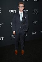 10 August 2017 - Los Angeles, California - Tyler Oakley. OUT Magazine's Inaugural POWER 50 Gala & Awards Presentation. Photo Credit: F. Sadou/AdMedia