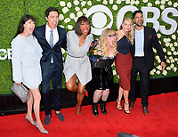 Criminal Minds Cast at CBS TV's Summer Soiree at CBS TV Studios, Studio City, CA, USA 01 Aug. 2017<br /> Picture: Paul Smith/Featureflash/SilverHub 0208 004 5359 sales@silverhubmedia.com