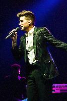 Adam Lambert New Years Eve 2013