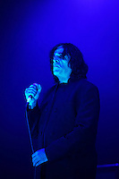 LONDON, ENGLAND - NOVEMBER 4: Jaz Coleman of 'Killing Joke' performing at Brixton Academy on November 4, 2016 in London, England.<br /> CAP/MAR<br /> &copy;MAR/Capital Pictures /MediaPunch ***NORTH AND SOUTH AMERICAS ONLY***