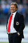 Nederland, Rotterdam, 15 mei 2014<br /> Jupiler Play-Offs<br /> Finale<br /> Sparta-FC Dordrecht<br /> Gert Kruys, trainer-coach van Sparta