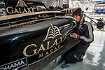 Galaxy Double R Racing Team during the 59th Macau Grand Prix on November 18 2011, Macao. Photo by Xaume Olleros / The Power of Sport Images