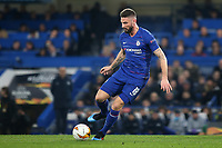 Olivier Giroud of Chelsea in action during Chelsea vs Malmo FF, UEFA Europa League Football at Stamford Bridge on 21st February 2019
