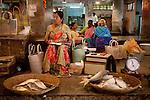 Mcc0028781 . Daily Telegraph..Travel..The Fish market in Mumbai...Mumbai street food..Mumbai January 2011..