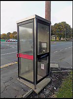 BNPS.co.uk (01202 558833)<br /> Pic: AmberleyPublishing/BNPS<br /> <br /> A KX100 kiosk, one of the new standard range introduced from 1985.<br /> <br /> The iconic British phonebox has been given a ringing endorsement in a new book charting the expiring institution's fascinating history. <br /> <br /> Aptly titled 'The British Phonebox', the book primarily focuses on the ubiquitous design that's as emblematic to Britain as the black cab, double decker bus and Houses of Parliament. <br /> <br /> Equally interesting are the early chapters, which detail the phonebox's humble 19th century beginnings and the final ones, that bemoan their dwindling numbers <br /> <br /> The 96 page paperback, jointly authored by friends Nigel Linge and Andy Sutton, is published by Amberley and costs &pound;13.49.
