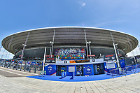 General view of Stade de France ahead of the International Friendly match between France and England at Stade de France, Paris, France on 13 June 2017. Photo by David Horn/PRiME Media Images.