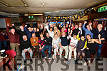 Christy Leahy, Ard Charraig, Tralee celebrates his 70th birthday with family and friends at the Castle Bar on Saturday