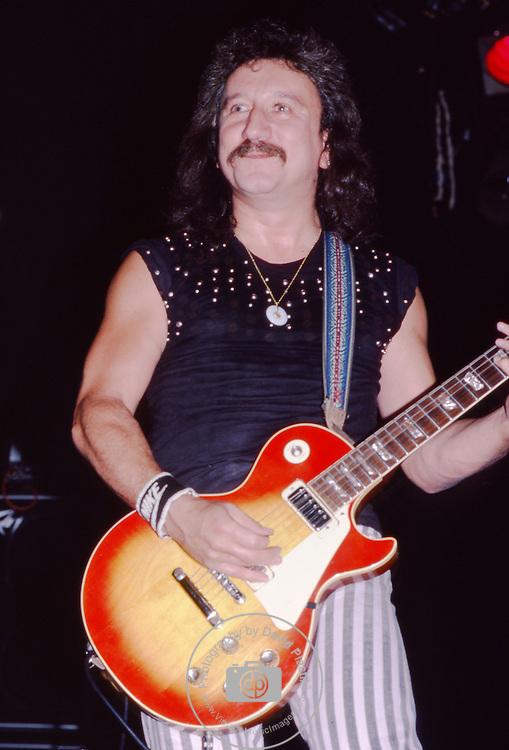 Uriah Heep,  Mick Box