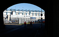 A general view of the Barry Kitchener stand seen during the Sky Bet Championship match between Millwall and Sheff United at The Den, London, England on 2 December 2017. Photo by Carlton Myrie / PRiME Media Images.