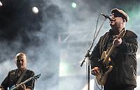 CIUDAD DE MEXICO, D.F. 22 Noviembre.- Pixies durante el festival Corona Capital 2015 en el Autodromo Hermanos Rodríguez de la Ciudad de México, el 22 de noviembre de 2015.  FOTO: ALEJANDRO MELENDEZ