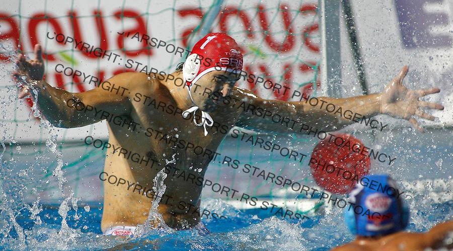 vaterpolo, Evropsko prvenstvo Beograd 2006&amp;#xA;SRBIJA-RUMUNIJA&amp;#xA;DENIS SEFIK&amp;#xA;BEOGRAD, -8.09.2006.&amp;#xA;FOTO: STARSPORT<br />
