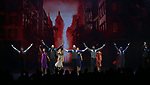 """Cast members during the Broadway Opening Night Curtain Call for """"King Kong - Alive On Broadway"""" at the Broadway Theater on November 8, 2018 in New York City."""