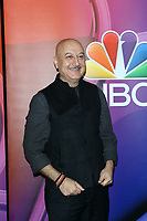 LOS ANGELES - FEB 20:  Anupam Kher at the NBC's Los Angeles Mid-Season Press Junket at the NBC Universal Lot on February 20, 2019 in Universal City, CA