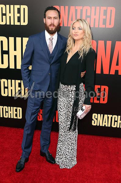 "10 May 2017 - Westwood, California - Kate Hudson, Danny Fujikawa. ""Snatched"" World Premiere held at the Regency Village Theatre. Photo Credit: AdMedia"