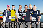 Nina Mansfield, Ross Mansfield, Helen Finn, Anna Sheehy, Danny O'Shea, Mary Quinn at the Tralee Musical Society 5k Fancy Dress Fun Run  from the Tralee Wetlands on Sunday