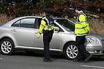 Garda Checkpoints