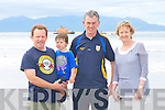 DAY OUT: Having a great time at the Banna Sea Rescue demonstration Sea Rescue day at Banna on Sunday, l-r: Donal Robert Stack, Diarmuid and Mary O'Connor Ardfert.