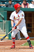 Steven Hill (21) April 20th, 2010; Midland Texas Rockhounds vs The Springfield Cardinals at Hammons Field in Springfield Missouri.  The Cardinals won in the 9th inning breaking a 1-1 tie.