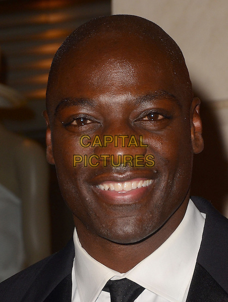 LOS ANGELES, CA - FEBRUARY 25 - Adewale Akinnuoye-Agbaje . Arrivals for the ICON MANN's 2 annual Power 50 pre-Oscar dinner at The Peninsula Hotel in Beverly Hills, Ca.<br /> CAP/ADM/BT<br /> &copy;Birdie Thompson/AdMedia/Capital Pictures