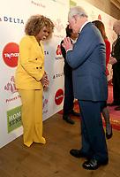11/03/2020 - Fleur East and Prince Charles at The Princes Trust Awards 2020 At The London Palladium. Photo Credit: ALPR/AdMedia