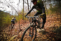 Bays Mountain Backcountry, rider Anthony Duncan