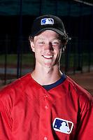 Baseball - MLB European Academy - Tirrenia (Italy) - 20/08/2009 - Scott Ronnenbergh (Netherlands)