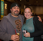 Johnny Delgadillo and Kristin Thomas at the IMomSoHard show on Saturday, March 3, 2018 at the Silver Legacy Resort Casino.