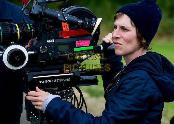 Kelly Reichardt (Director)<br /> on the set of Wendy and Lucy (2008) <br /> Filmstill - Editorial Use Only*<br /> CAP/NFS<br /> Image supplied by Capital Pictures