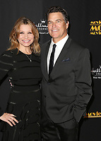 08 February 2019 - Hollywood, California - Gigi Rice and Ted McGinley. 27th Annual Movieguide Awards Gala held at the Universal Hilton Hotel. Photo Credit: Faye Sadou/AdMedia