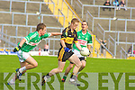 Colm Cooper Crokes Denis Sheahan Legion.....Dr. Crokes v Legion in the third round of the county football Championship at Fitzgerald Stadium.