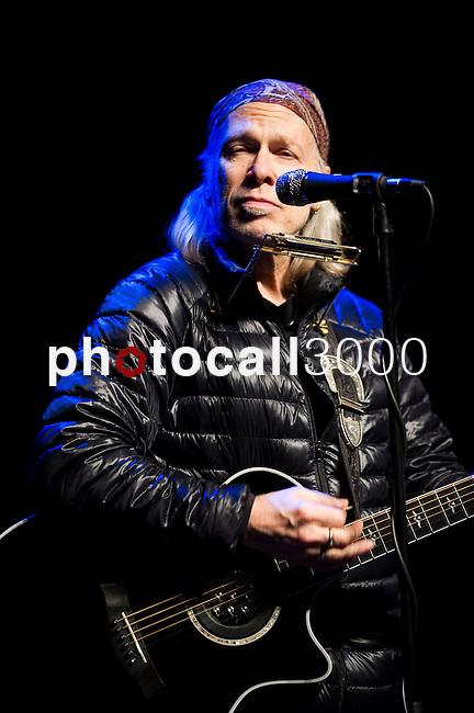 Elliot Murphy, concierto en el Auditorio Bastero de Andoain