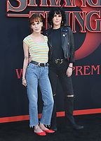 "28 June 2019 - Santa Monica, California - Tallulah Willis, Rumer Willis. ""Stranger Things 3"" LA Premiere held at Santa Monica High School. <br /> CAP/ADM/BT<br /> ©BT/ADM/Capital Pictures"
