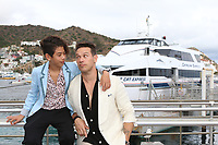 LOS ANGELES - SEP 28:  Kaden Alejandro, Kevin Alejandro at the 2019 Catalina Film Festival - Saturday at the Catalina Express on September 28, 2019 in Avalon, CA