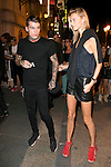 Stephen James attends the party of Nike and Roberto Tisci at the Casino in Madrid, Spain. September 15, 2014. (ALTERPHOTOS/Carlos Dafonte)