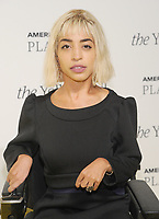 NEW YORK, NY - SEPTEMBER 10: Jillian Mercado attends the Yellow Ball at the Brooklyn Museum on September 10, 2018 on September 10, 2018 in Brooklyn, New York. Photo Credit John Palmer/MediaPunch<br /> CAP/MPI/JP<br /> &copy;JP/MPI/Capital Pictures