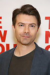 Noah Bean attends the photo call for The New Group's World Premiere of Hamish Linklater's 'The Whirligig'  at the New 42nd Street Studios on April 3, 2017 in New York City.