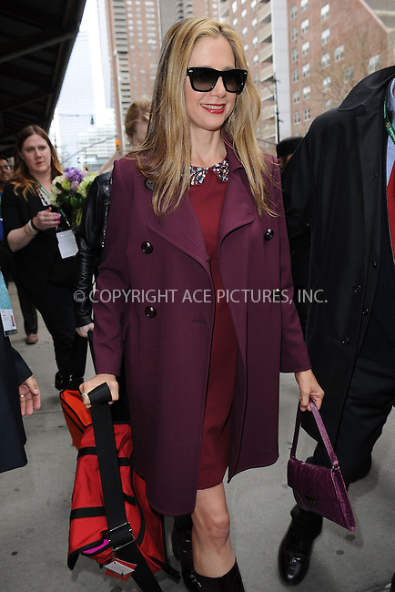 WWW.ACEPIXS.COM . . . . . .April 18, 2013...New York City....Mira Sorvino at a lunch for the Tribeca Film Festival on April 18, 2013 in New York City ....Please byline: KRISTIN CALLAHAN - ACEPIXS.COM.. . . . . . ..Ace Pictures, Inc: ..tel: (212) 243 8787 or (646) 769 0430..e-mail: info@acepixs.com..web: http://www.acepixs.com .